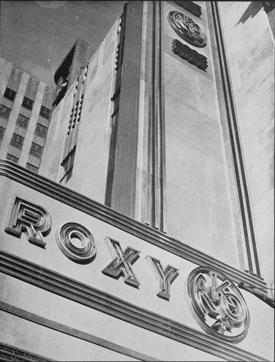 R-K-O Roxy Center Theatre, Vanished NYC Art Deco, Part 2